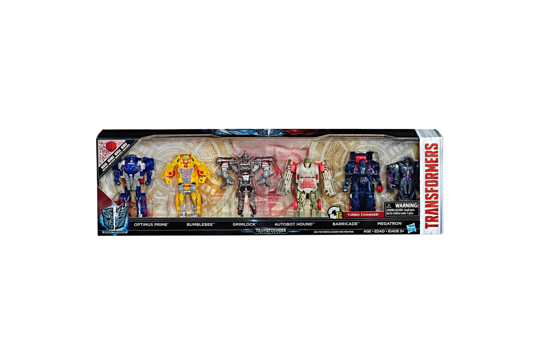 Autobot Hound Transformers Turbo Changer Bumblebee Optimus Prime
