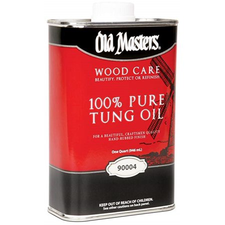 90004 QT 100% TUNG OIL (Tung Oil Wax)