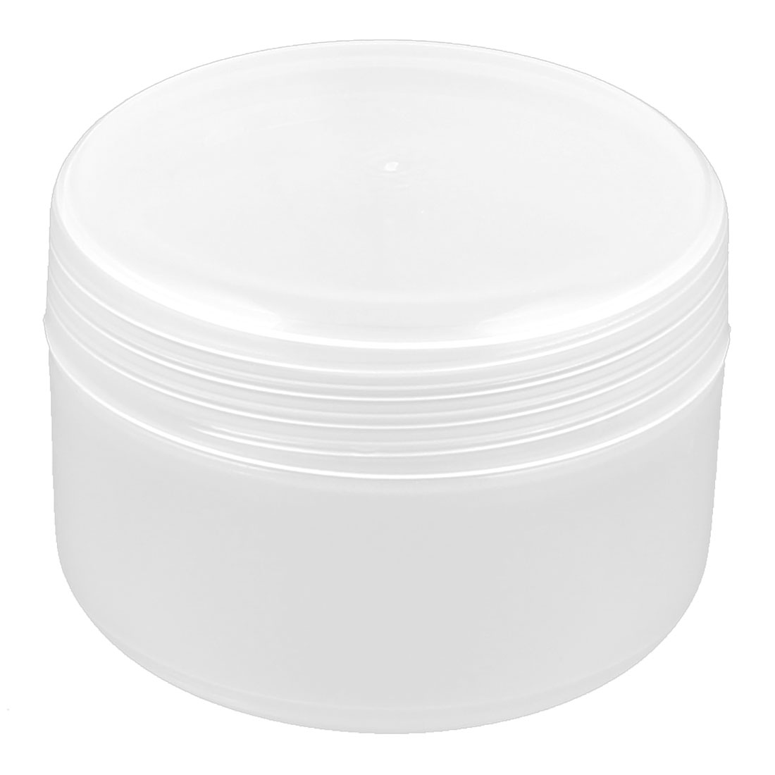 Clear Plastic Makeup Cosmetic Empty Jar Pot Face Cream Skin Lotion Bottle 100g - image 2 of 2