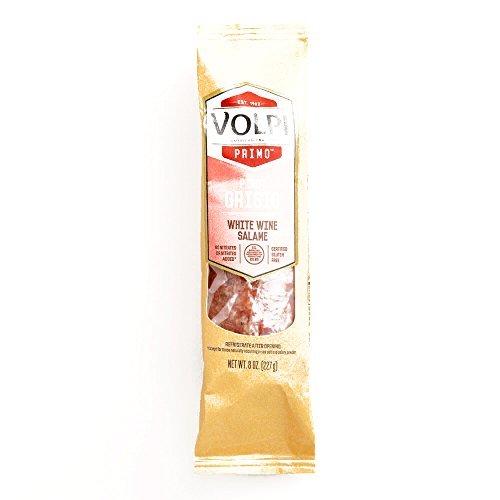 Volpi Pinot Grigio Salami 8 oz each (2 Items Per Order) by