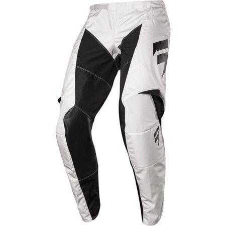 Shift Racing Wht Label Salar Motocross Pants - Light Grey/Blk, All Sizes (Shift Motocross Pants)