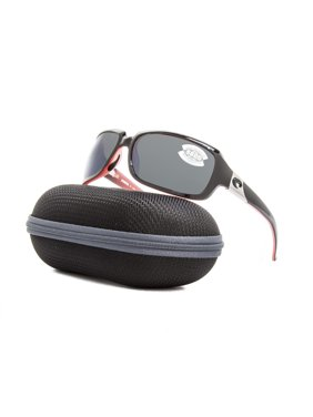 0b4f252795 Product Image Costa Del Mar Isabela Sunglasses Black Frame Coral Blue Mirrored  580G Polarized
