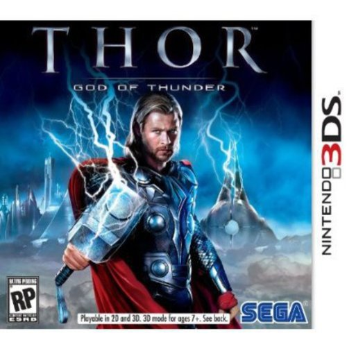 Nintendo 3DS - Thor: God of Thunder