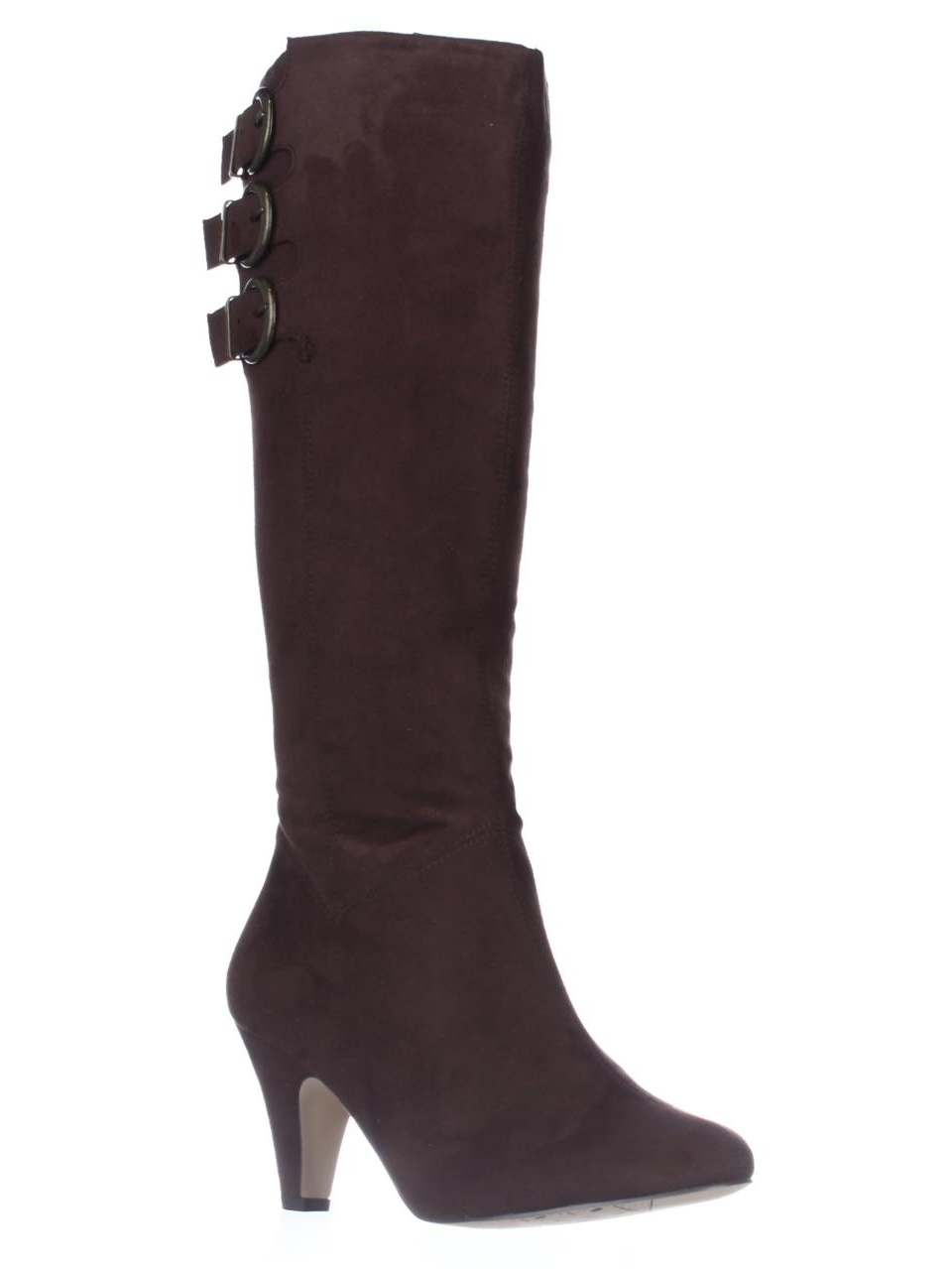 Womens Bella Vita Transit2 Knee-High Fashion Boots Brown Suede by Bella Vita
