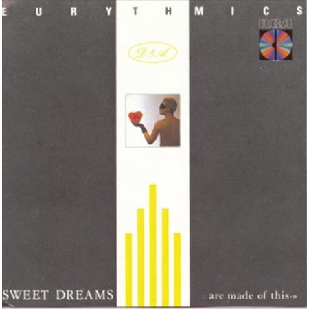 Sweet Dreams [Are Made Of This] (CD) (Best Sweet Dreams Remix)