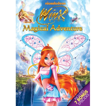 WINX CLUB-MAGICAL ADVENTURE (DVD/2DISCS) (DVD)