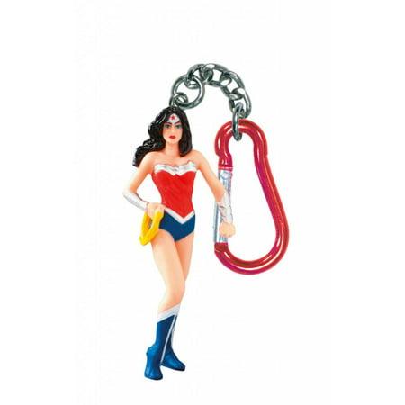Wonder Woman Figural Keychain (Woman Figural)