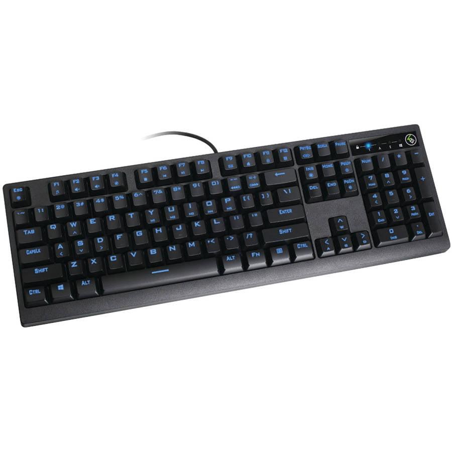IOGEAR GKB710L Kaliber Gaming MechLite Mechanical Gaming Keyboard
