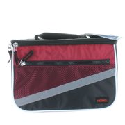 Red Thermos Isotec Insulated Lunch Box Cooler Zippered Pocket PVC Free