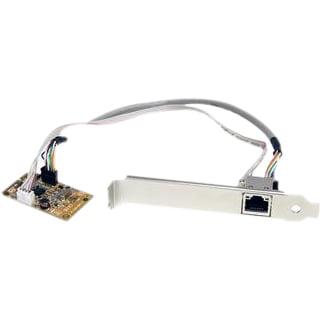 Star Tech Mini PCI Express Gigabit Ethernet Network Adapter NIC Card