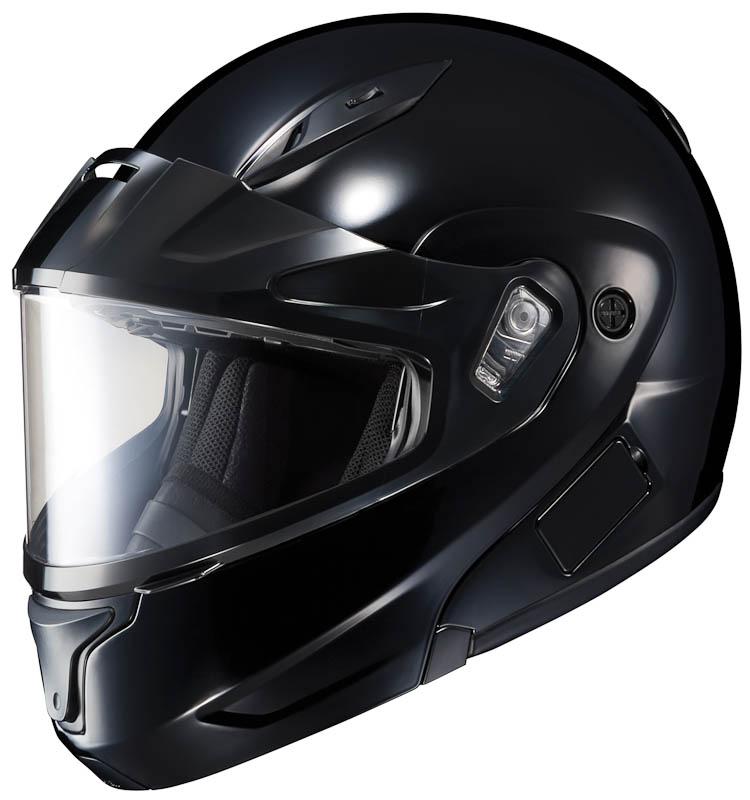 HJC CL-MAX 2 Modular Snow Helmet Gloss Black