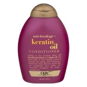 OGX Anti-Breakage + Keratin Oil Conditioner, 13 fl oz