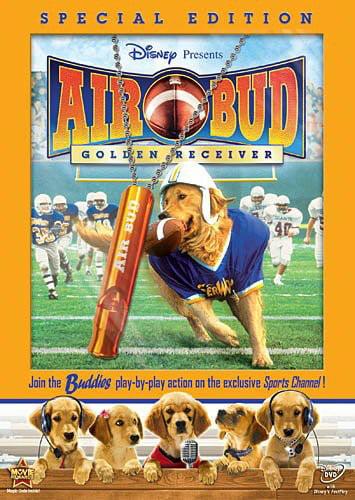 Air Bud: Golden Receiver by Walt Disney