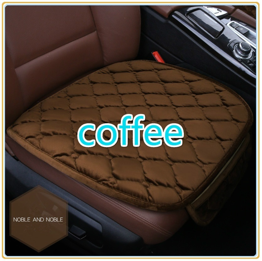 Simple Comfortable Car Front Cushion Non-slip Breathable Car Cushion