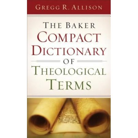 Image of The Baker Compact Dictionary of Theological Terms