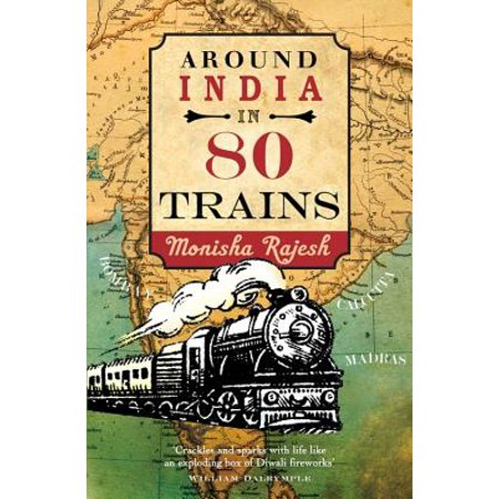 Around India in 80 Trains: 9781857886443 (South India Map)