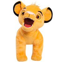 Deals on Disneys The Lion King Roaring Simba Plush