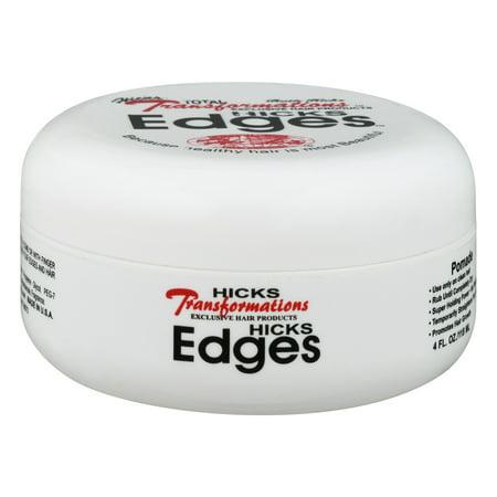 Edges Pomade, 4.0 FL OZ