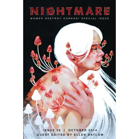 Nightmare Magazine, October 2014 (Women Destroy Horror! Special Issue) by
