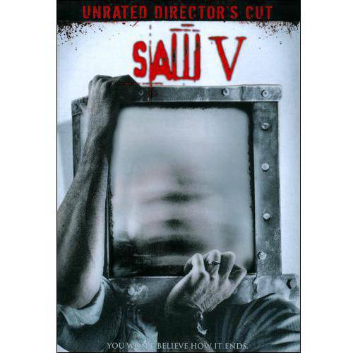 Saw V (Unrated) (Director's Cut) (With INSTAWATCH) (Widescreen)