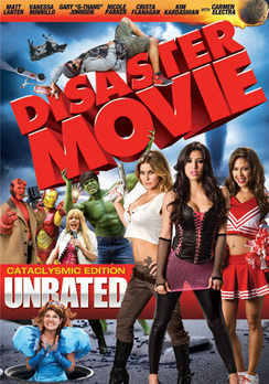 Disaster Movie (DVD) by Lions Gate Home Entertainment