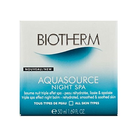 Triple Effect (Biotherm Aquasource Night Spa Triple Spa Effect Night Balm (all Skin Types) )