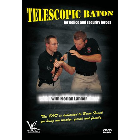 Telescopic Baton For Police And Security Forces - Telescopic Police Batons