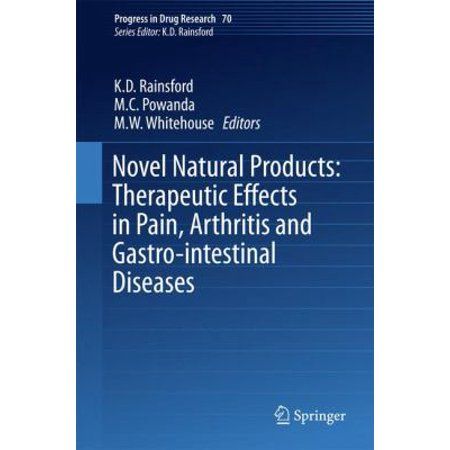 Novel Natural Products  Therapeutic Effects On Pain  Arthritic And Gastrointestinal Diseases
