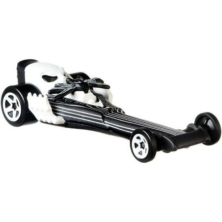 Hot Wheels Nightmare Before Christmas Jack Skellington Character Car