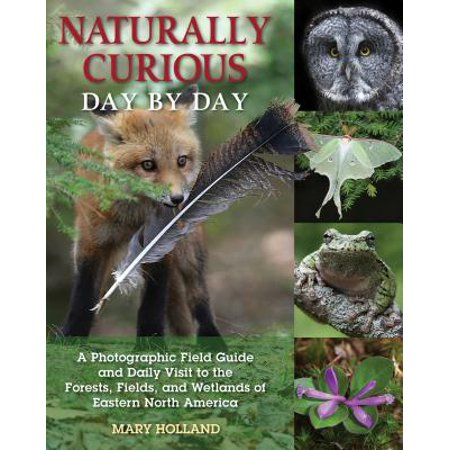 Naturally Curious Day by Day : A Photographic Field Guide and Daily Visit to the Forests, Fields, and Wetlands of Eastern North (Best Time Of Day To Visit Sanibel Island)