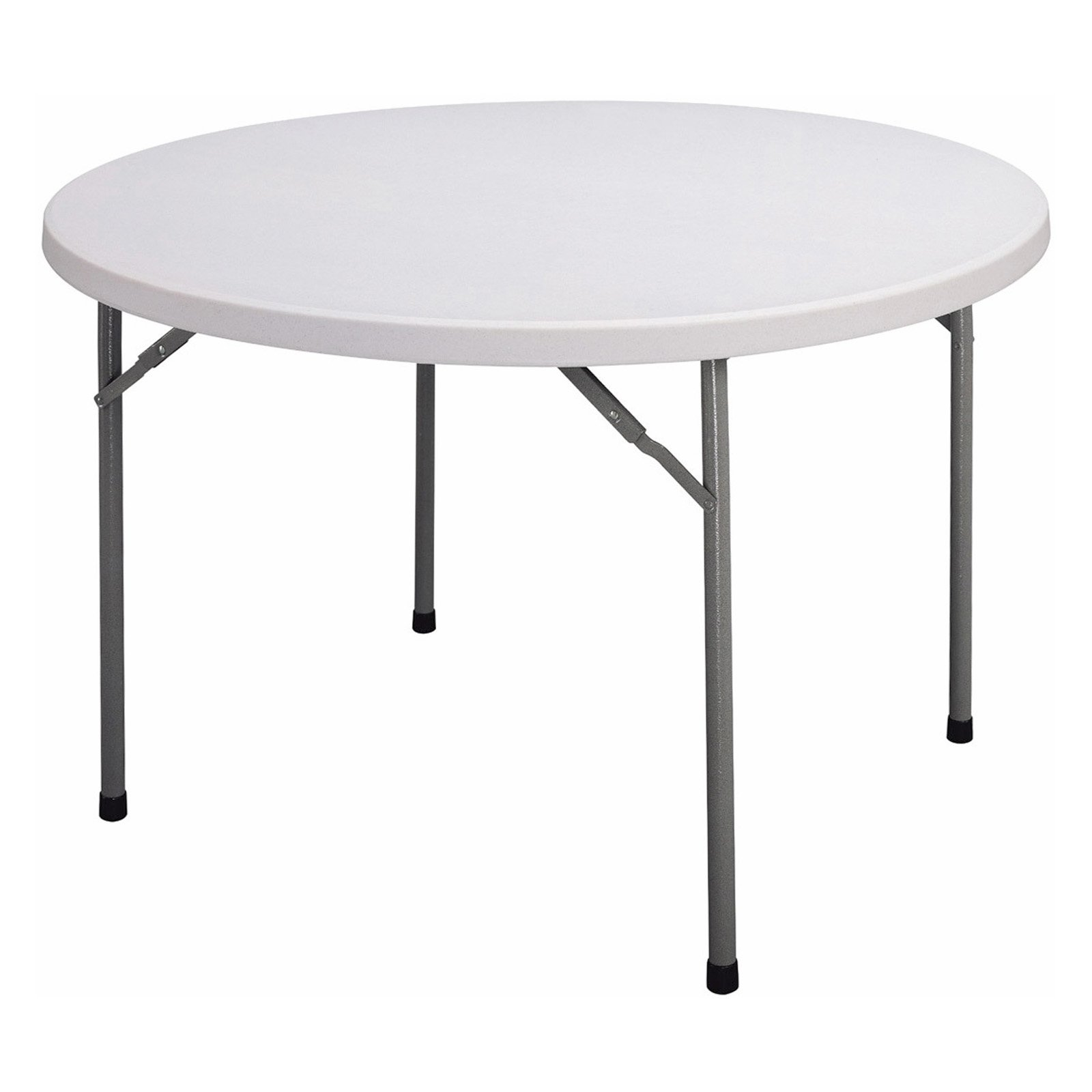 Correll Round Blow Molded Folding Banquet Table