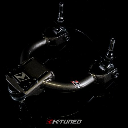 K-Tuned Front Camber Kit 92-95 Honda Civic 94-01 Acura Integra EG DC - (Smart Camber)