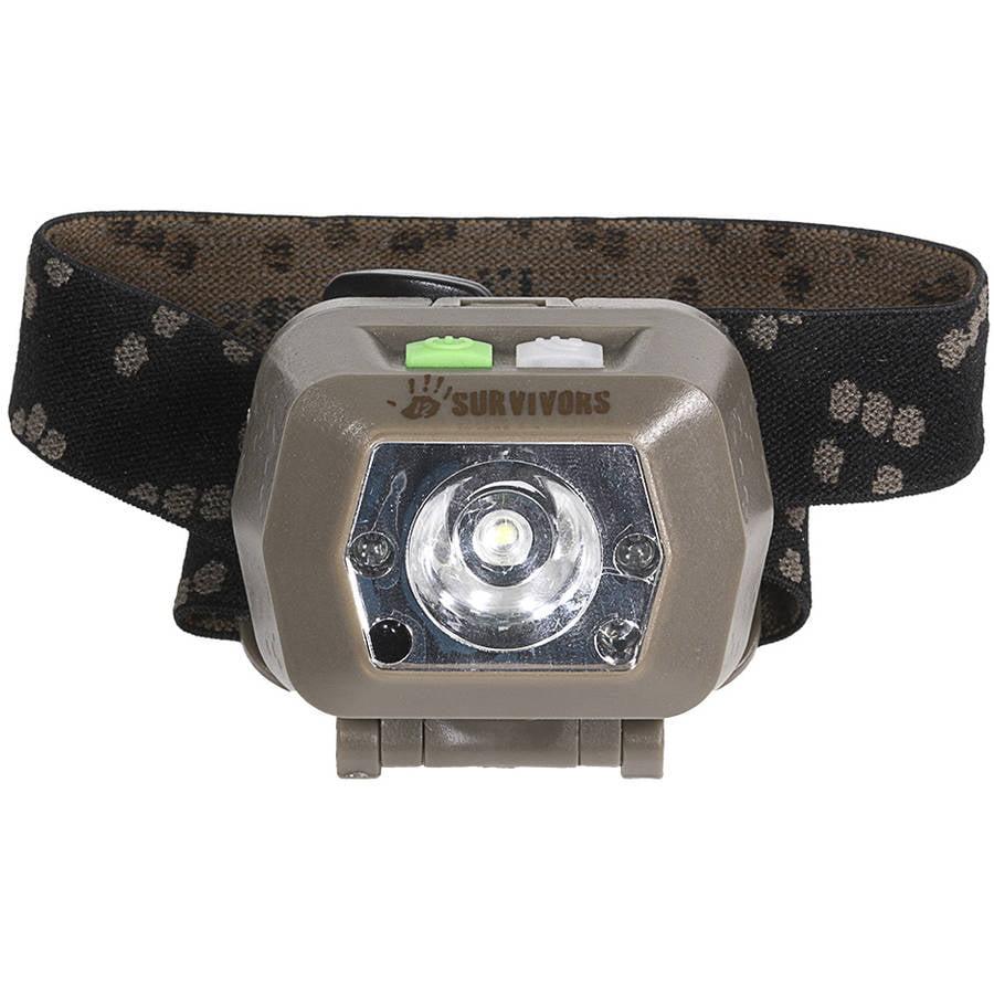 12 Survivors Ignite-110 Headlamp