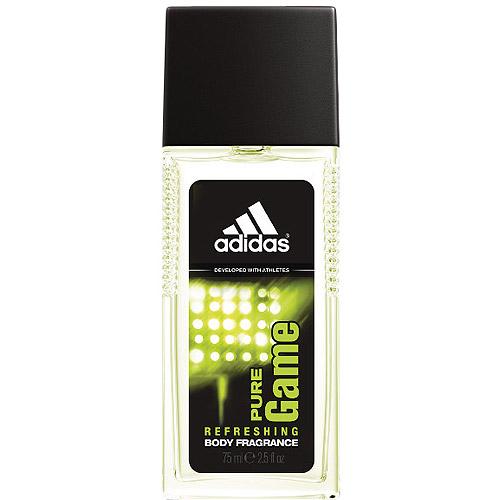 adidas Pure Game Men's Body Fragrance, 2.5 fl oz