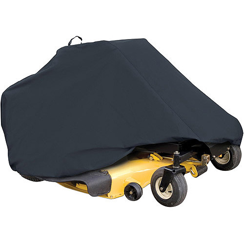 "Click here to buy Classic Accessories Zero Turn Lawn Mower Storage Cover fits up to 50"" Decks by Classic Accessories."