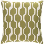 """Artistic Weavers Trudy Vivienne 18"""" x 18"""" Pillow Cover"""