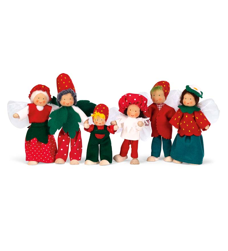 Woodland Fairy Family Doll by Kathe Kruse Puppen GMBH