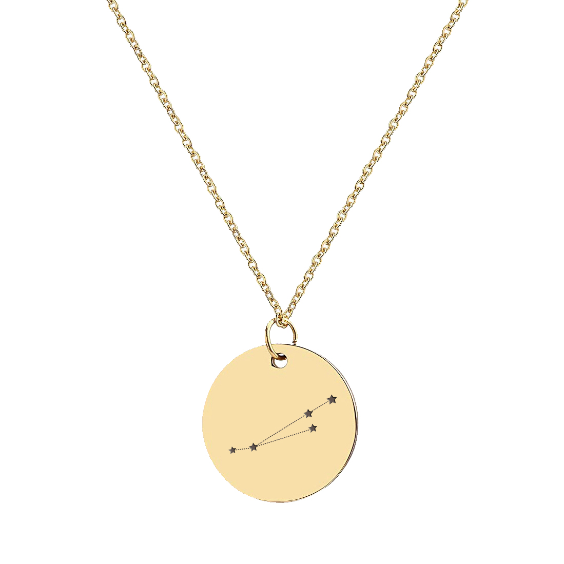 Personalized Jewelry Aries Constellation Necklace Birthday Gift Zodiac Constellation Necklace Star Sign Necklace Zodiac Necklace