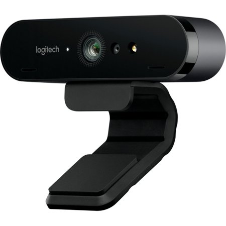 Logitech 960-001105 Brio 4K Pro Webcam (Brown (Quickcam Pro Digital Webcam)