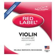 Best Violin Strings - Violin, Red Label 4/4 Set Review