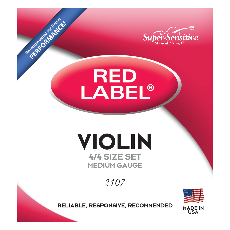 String, Violin Ss 4/4 Set