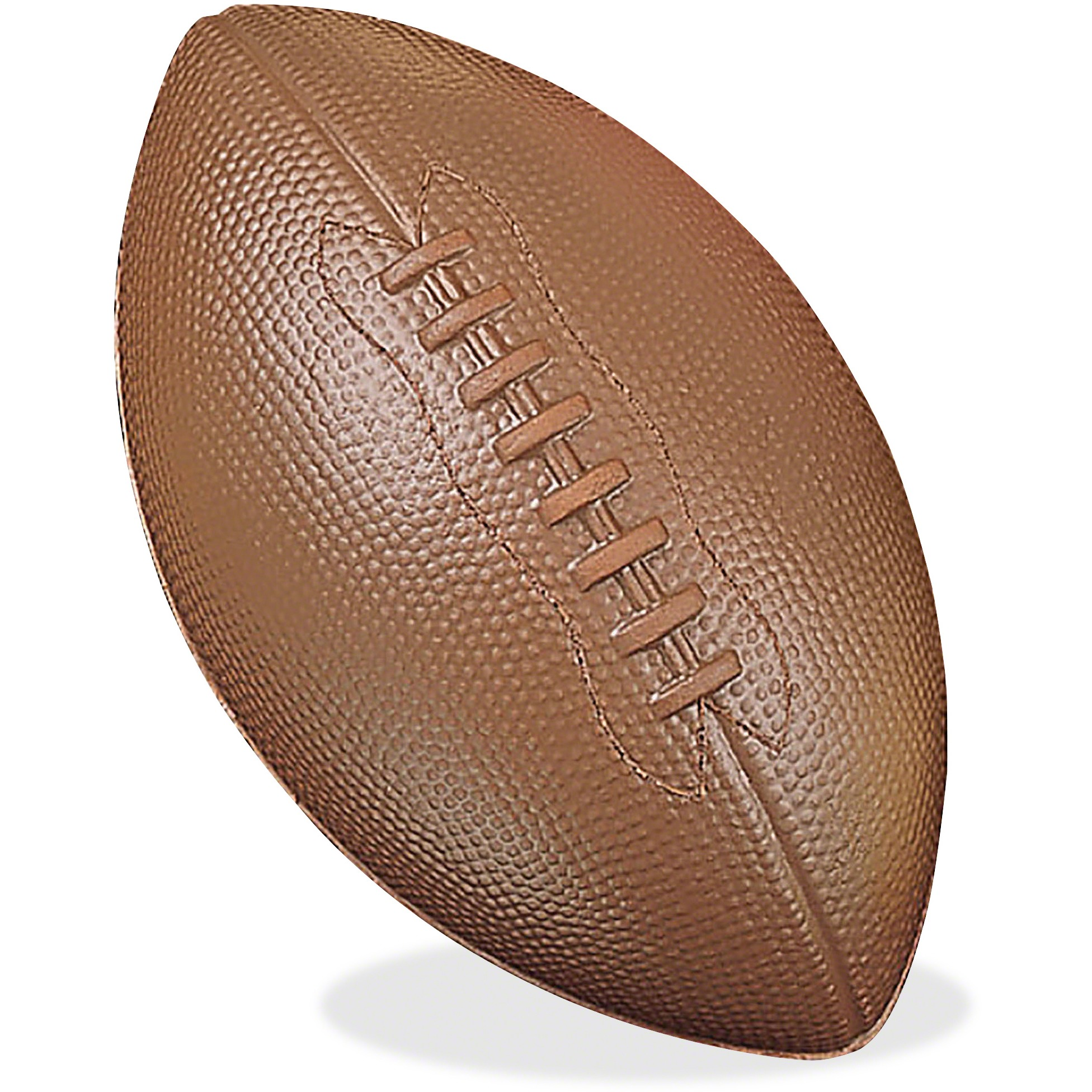 Champion Sport s Junior-size Foam Football, Brown, 1 Each (Quantity) by CHAMPION SPORT