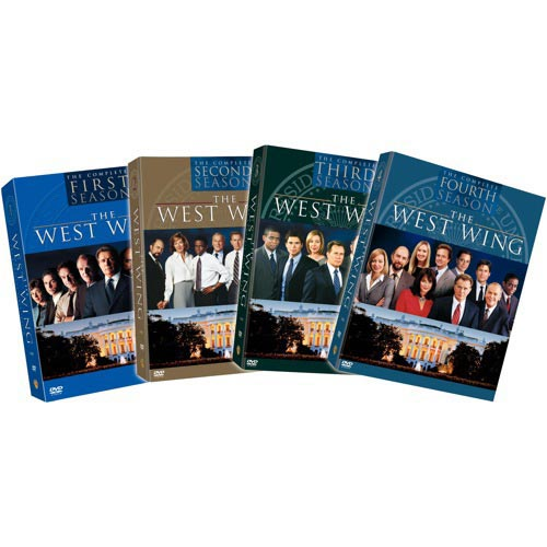 West Wing: The Complete 1st - 4th Season (Special Edition)