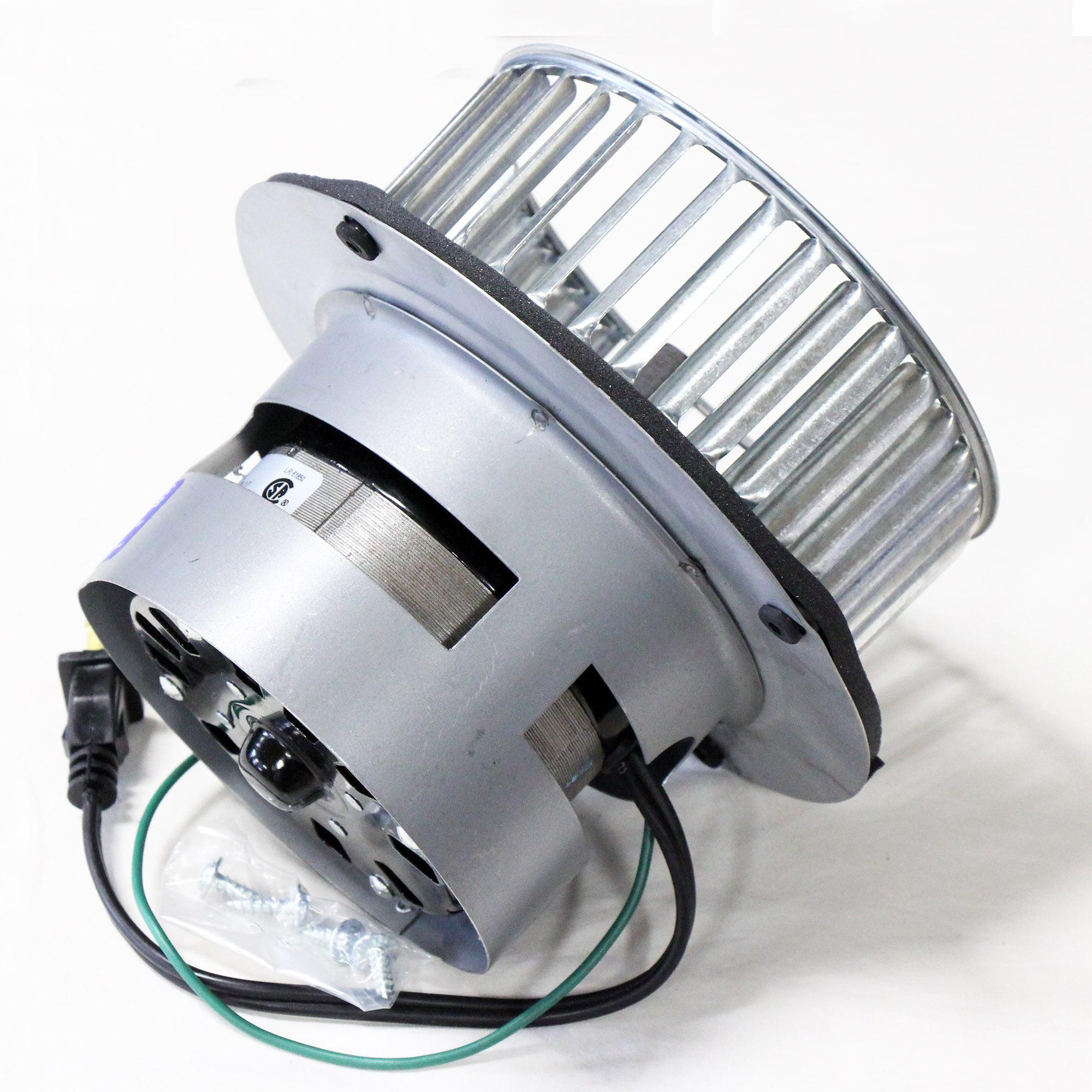 Reversomatic bathroom ventilation exhaust fan motorbladebracketdb200mbb