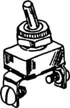 Sierra International Toggle Switch 2 Position Tg40000