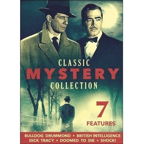 Classic Mystery Collection 7 Features by