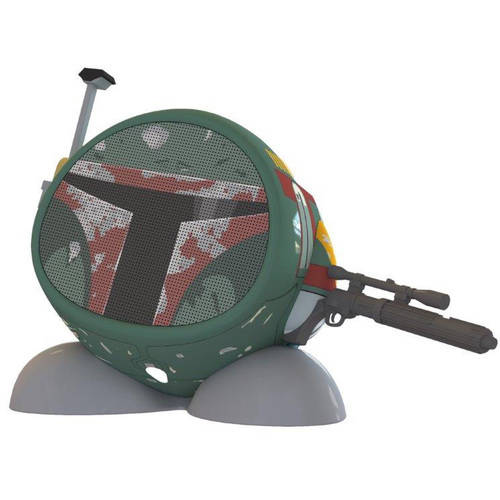 Bluetooth Star Wars Mini Speaker, Boba Fett