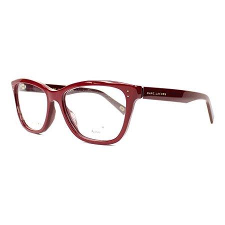 Marc Jacobs Marc 123 0OXU Burgundy (Marc Jacobs Glasses For Men)