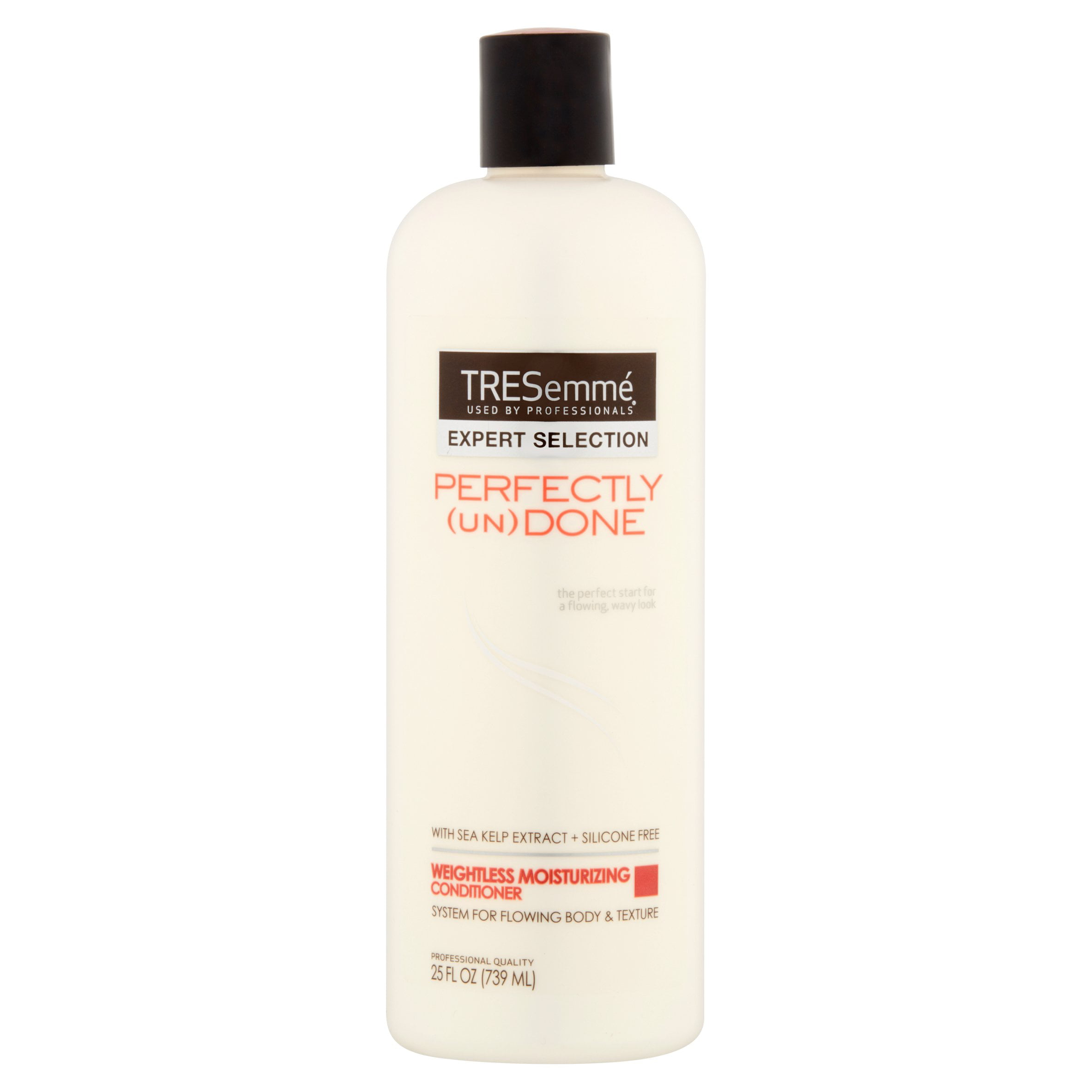 TRESemme Perfectly (un)Done Weightless Moisturizing Conditioner, 25 fl oz