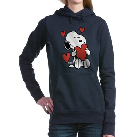 CafePress - Peanuts: Snoopy Heart Sweatshirt - Pullover Hoodie, Classic & Comfortable Hooded Sweatshirt Classic Hooded Kids Sweatshirt